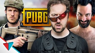 PUBG Logic Supercut 10 (funny PlayerUnknown Battleground skits)