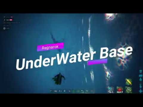 Pc Ark Survival Evolved | Official | Wiping a hidden under water base