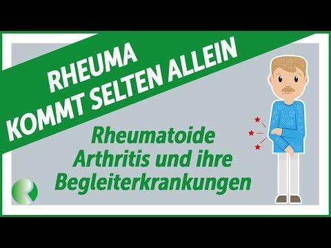 📢 Rheuma Kommt Selten Allein: Rheumatoide Arthritis Und Ihre Begleiterkrankungen / Rheuma-Liga