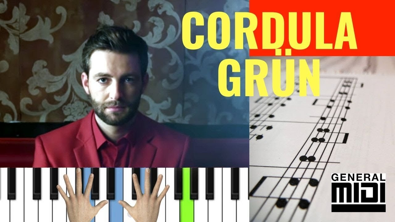 Piano Tuto Cordula Grun Josh Youtube