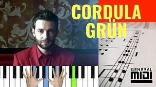 🎹 PIANO TUTO : Cordula Grün (Josh.)
