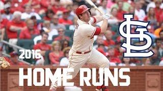 St Louis Cardinals | 2016 Home Runs (225)
