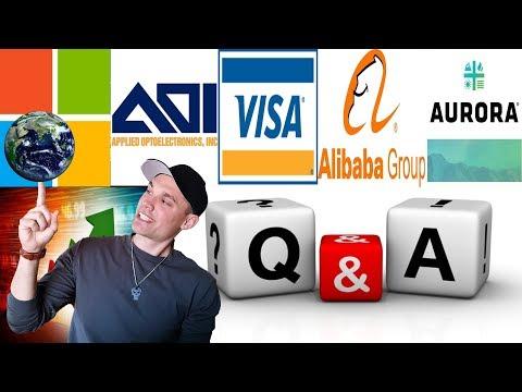 Channel Q&A - Stocks Q&A (AWOF)