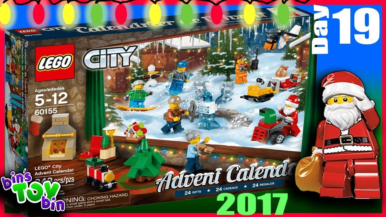Bin S Toy Bin 2017 Christmas Countdown Day 19 Dec 19