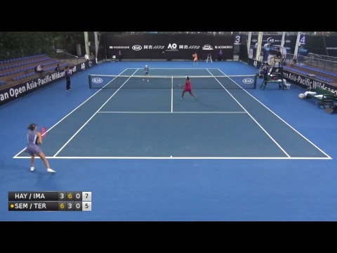 Australian Open 2019 Asia Pacific Wildcard Play Off Court 3 30