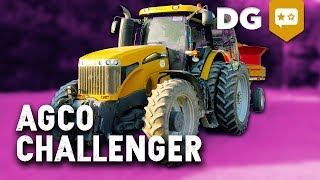 How Much Tractor for $275,000? AGCO Challenger MT655D Review