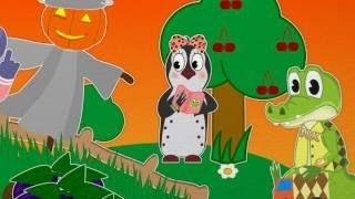 Тётя Бегемотя | ЗАРЯДКА С МАЛЫШАМ | Уроки от Пинги и Кроки | #22 |