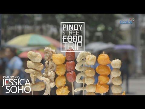 Kapuso Mo, Jessica Soho: Pinoy street food