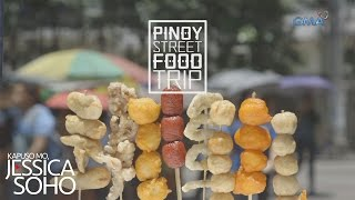 Kapuso Mo, Jessica Soho: Pinoy street food trip