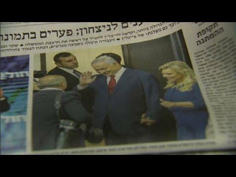 Выборы в Израиле: Нетаньяху празднует победу