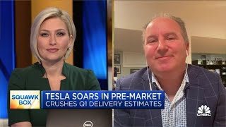 China is a linchpin to Tesla bull story: Dan Ives
