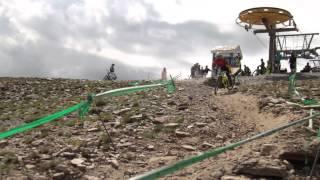 Sierra Nevada estrena el Bike Park 2014 con el Open España de Descenso