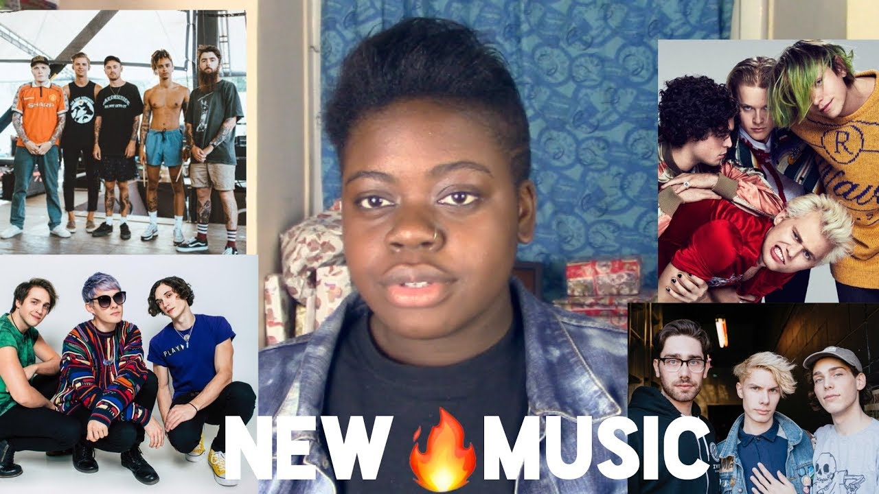 NEW MUSIC YOU NEED TO LISTEN TO RIGHT NOW
