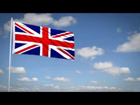 Studio3201 - Animated flag of United Kingdom