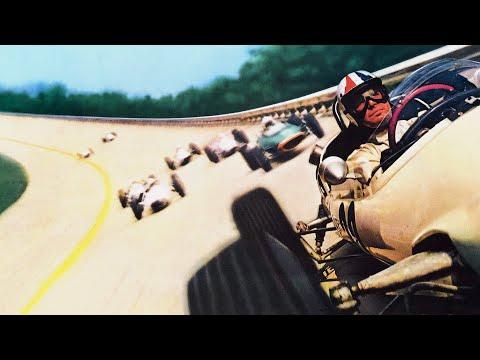 Grand Prix Movie (1966) Trailer By Nicolas Boucher