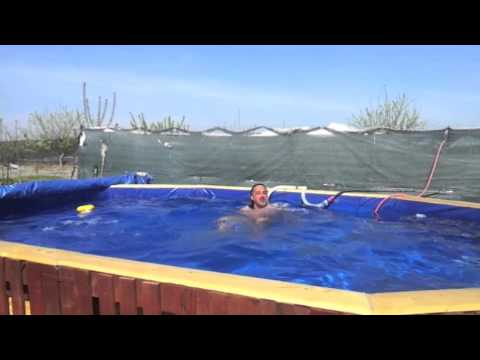 Collaudo piscina youtube for Construire sa piscine soi meme