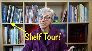 What is Thoughtful Design and Knitting Library Tour Part I // Casual Friday 2-39