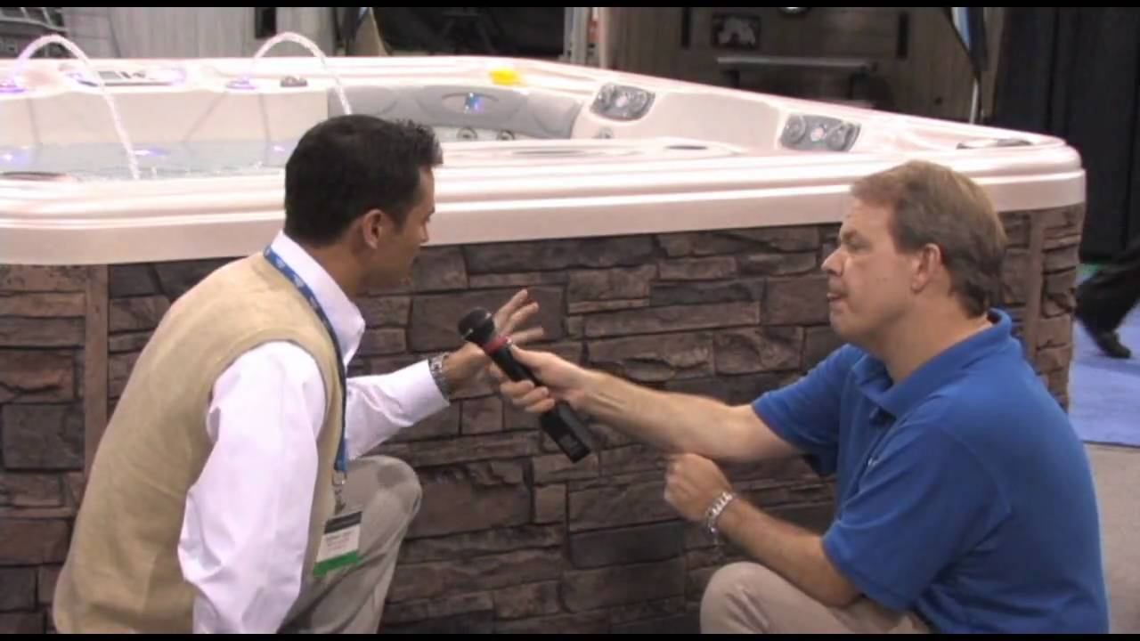 Whats New In Hot Tubs Part 2 Of 6 Artesian Spas Segment Youtube Wiring Tub
