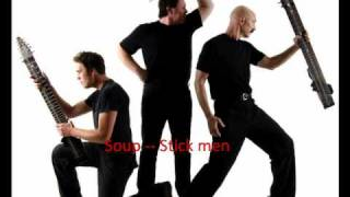 Soup -- Stick men (Tony Levin)