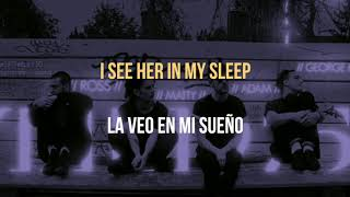 Surrounded by heads and bodies - The 1975 (lyrics - traducción al español)