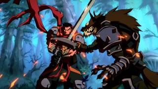 Airship Syndicate - Battle Chasers - Garrison Animation