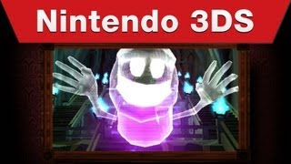 Nintendo 3DS - Luigi
