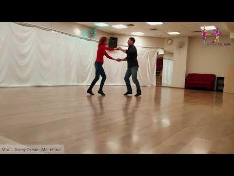 Spotlight 20.3.21 Judit Chechik & Sean Ziv - Salsa