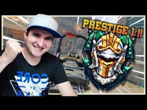 JE PASSE PRESTIGE 1 AVEC PI-WAN !! - Call of Duty: Black Ops IIII