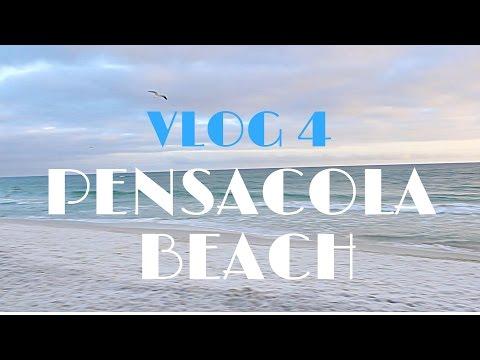 Vlog 4 | Pensacola Beach
