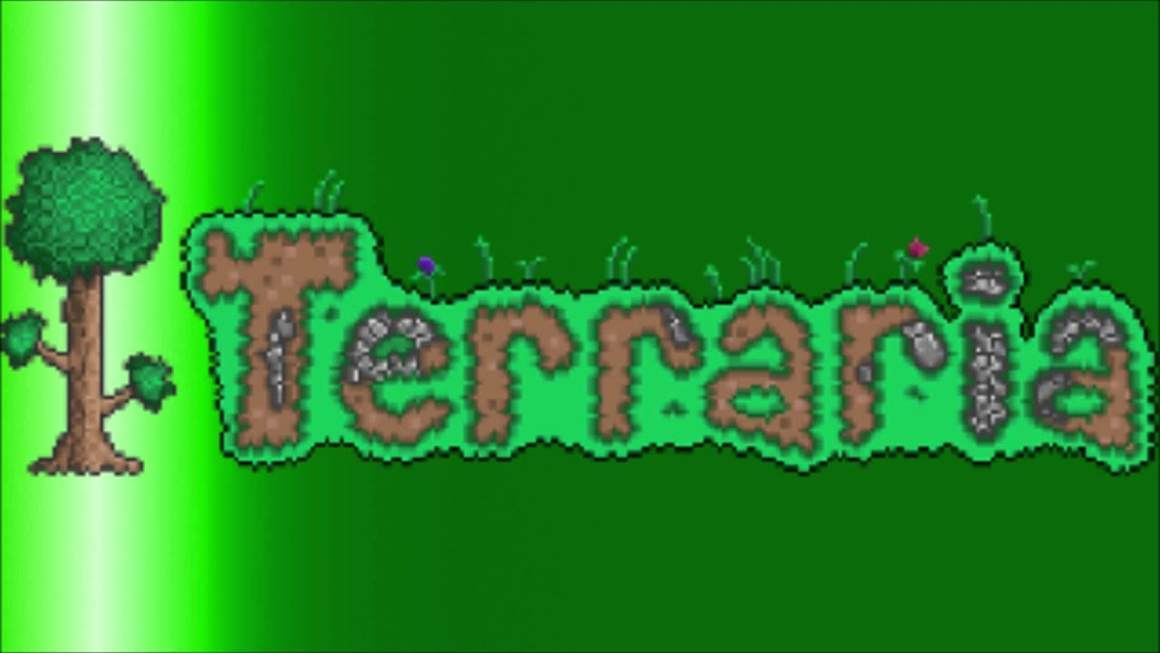 Logo Terraria CC - YouTube