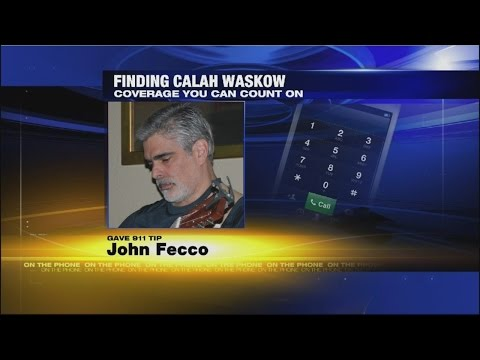Man who called 911 on Calah Waskow and Jason...