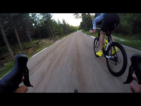 CANYON AEROAD: 98km/h CRASH Descending Mont Ventoux