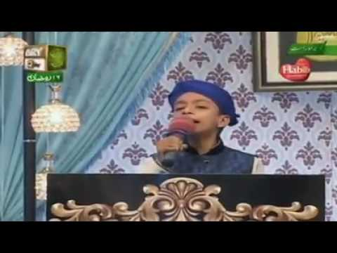 Shaan-e-Ramzan on ARY Qtv 22 June 2016    Dil Thikana Mere Huzur ka Hai