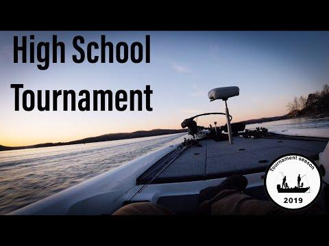 High School Tournament Fishing- Watts Bar Lake!