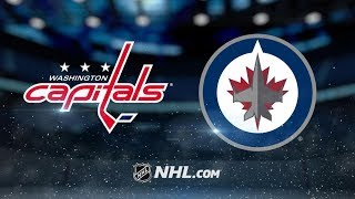 Washington Capitals vs Winnipeg Jets | Nov.14, 2018 | Game Highlights | NHL 2018/19 | Обзор матча