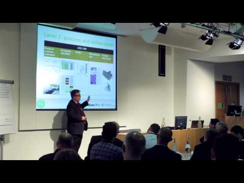 David Philp, UK BIM Task Group, speaking at BIM4FitOut Conference 2013