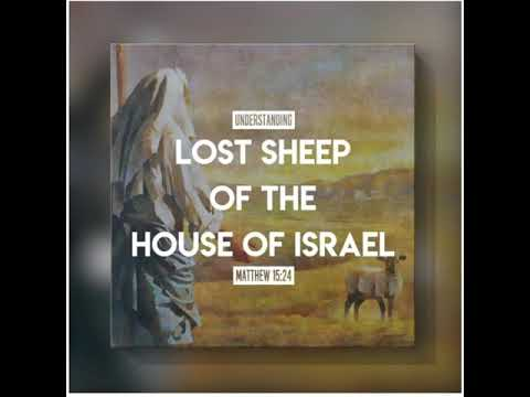 I Come Only For The Lost Sheep Of The House Of Israel (Israel Only)