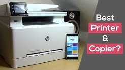 Best Laser Printer & Copier for PC, Mac, iOS & Android?