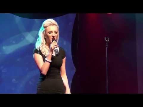BULLETPROOF - La Roux cover version performed at TeenStar