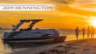 2019 Bennington Luxury Performance Pontoon Boats Overview