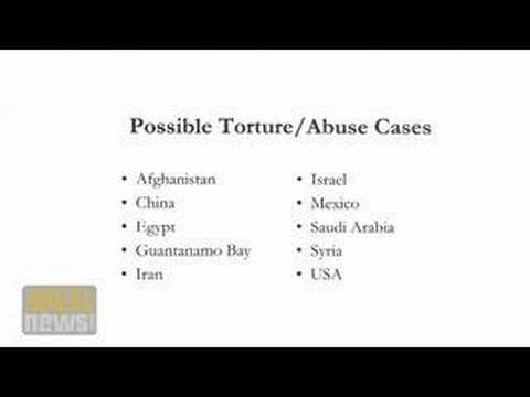 Canada to take US, Israel off torture list