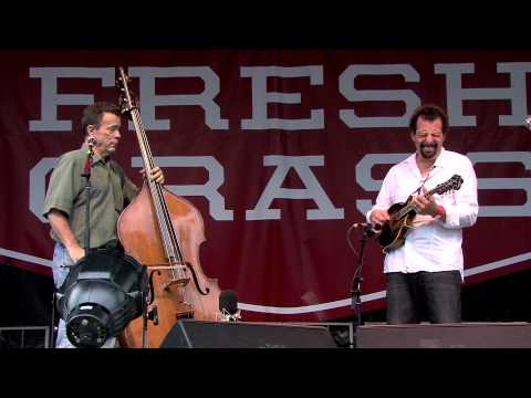 Mike Marshall and Edgar Meyer, FreshGrass 2013