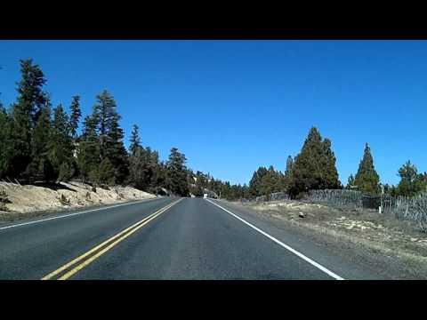 Scenic Drive up Utah's US 89 - Mt. Carmel to U-12 Time Lapse