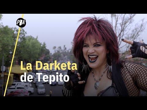 La Darketa de Tepito, el personaje del Barrio Bravo que te faltaba conocer