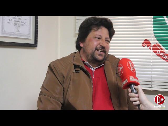 Campo do Tenente Rivanildo Cavalheiro fala sobre a possível candidatura a prefeito