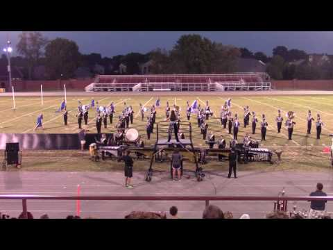Woodford County Marching Band - Finals Performance at Ballard Bruin Classic 9-24-16