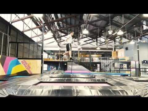 Tutorial - How To Do A GOOD Barani (front Flip Half Twist) W/ Olympic Silver Medallist David Morris