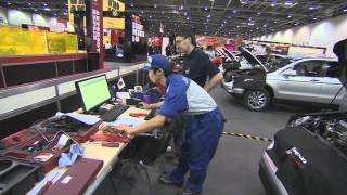 WorldSkills London 2011 - Automobile Technology Categories
