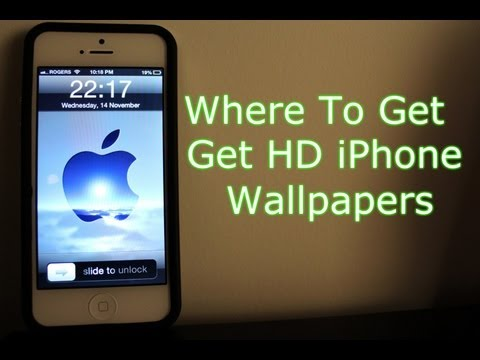 Where To Get IPhone Wallpapers In HD For Free