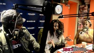 Shanell Speaks on Dating and YMCMB Competition on #SwayInTheMorning | Sway's Universe